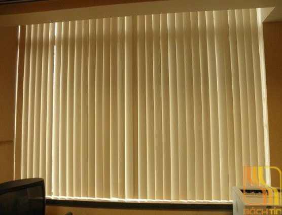 Rèm lá dọc văn phòng cản sáng 80%