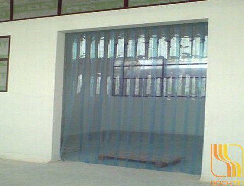 Rèm PVC cửa kho đông lạnh tại Huế