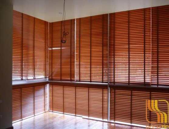Rèm gỗ tự nhiên STW-002