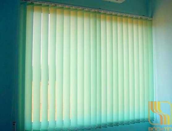 Rèm lá dọc văn phòng giá rẻ Starblind T128